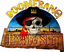 Boomerang Pirate ship